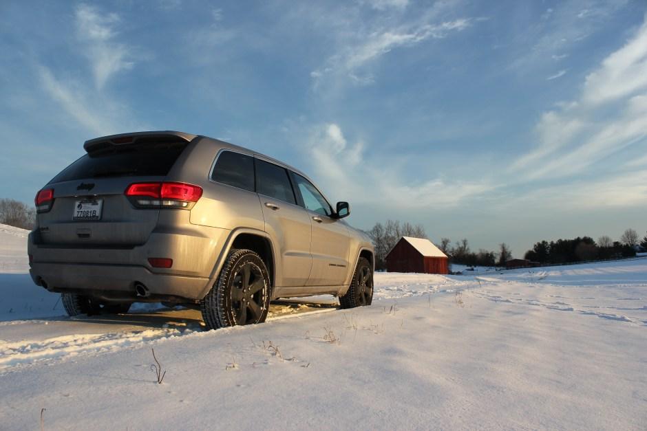 2015 Jeep Grand Cherokee Altitude Edition