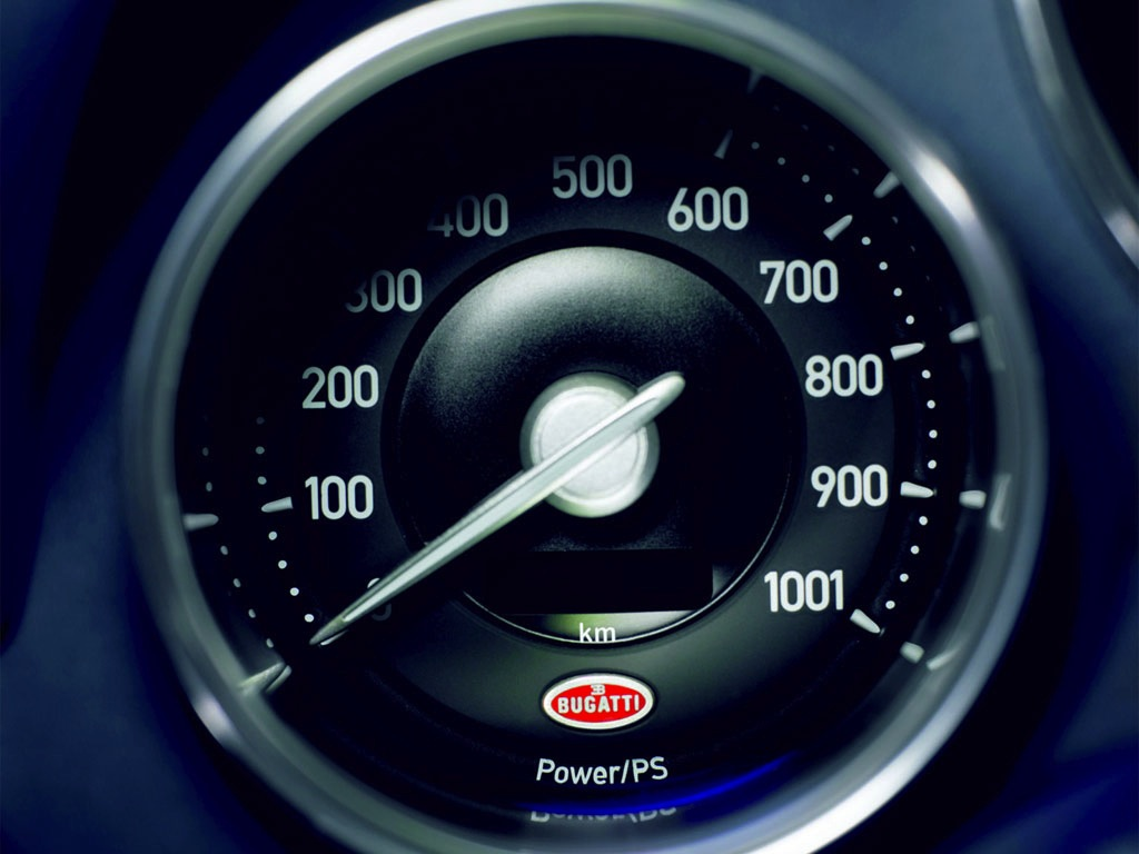 Meter That Shows Mph In Car