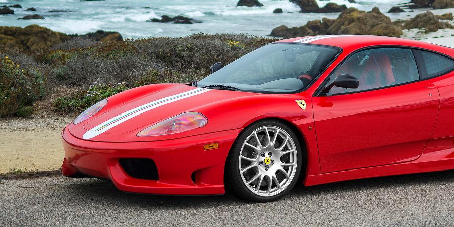 Axion23 Ferrari 360 Challenge