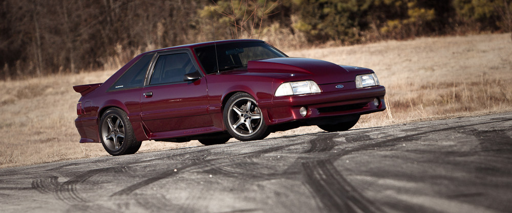 red-ford-mustang-gt-fox-hatchback