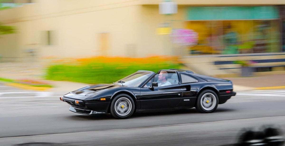 Woodward Ferrari 308