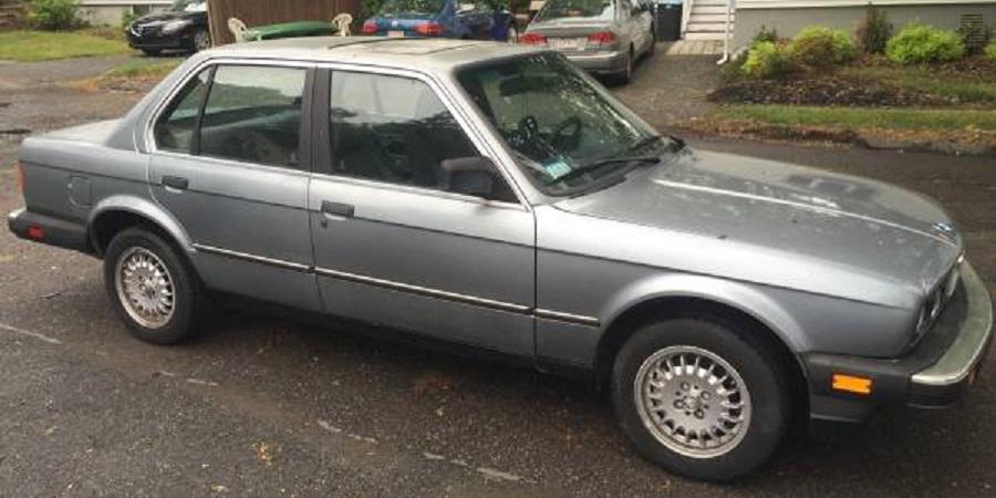 Cheap E30 BMW 325e