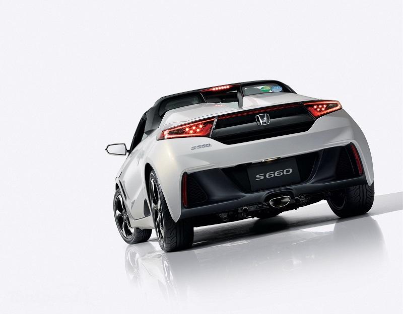 2015 Honda S660