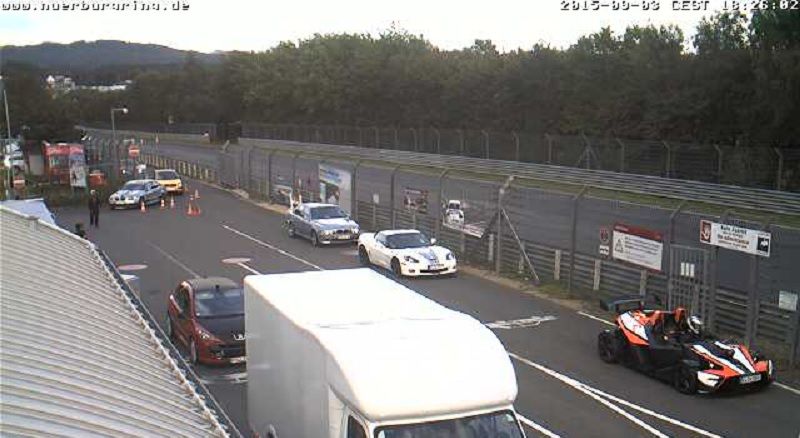 Nürburgring webcam