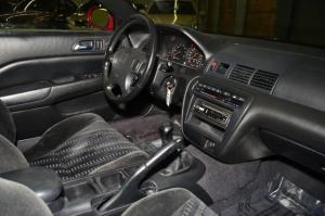 2000 Honda Prelude interior