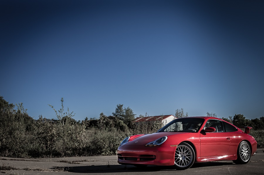 1999 Porsche Carrera 996