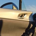 2016 Mazda Miata driver door card detail