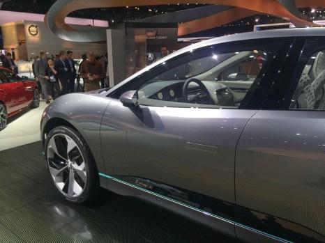 Jaguar I-Pace Concept at 2016 LA Auto Show