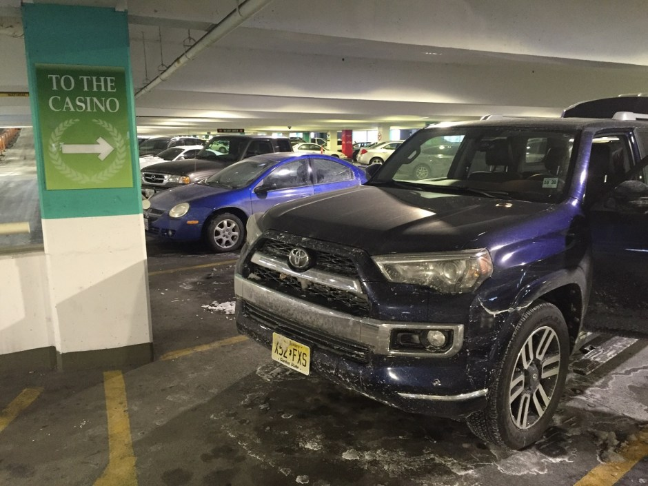 2016 Toyota 4-Runner Limited