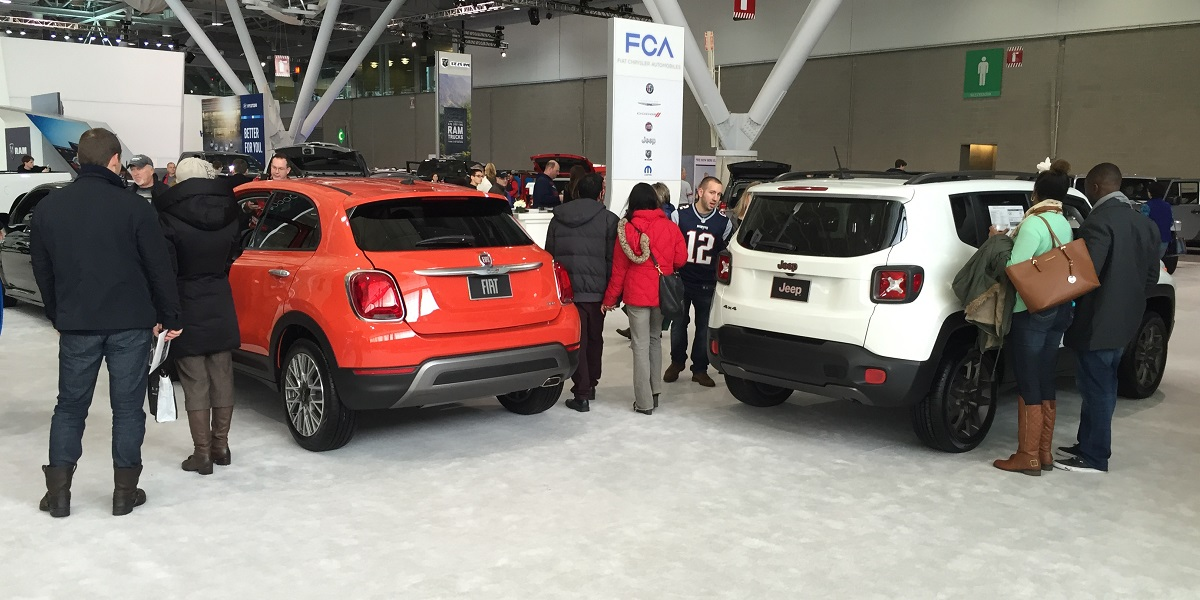 Jeep Renegade and Fiat 500X