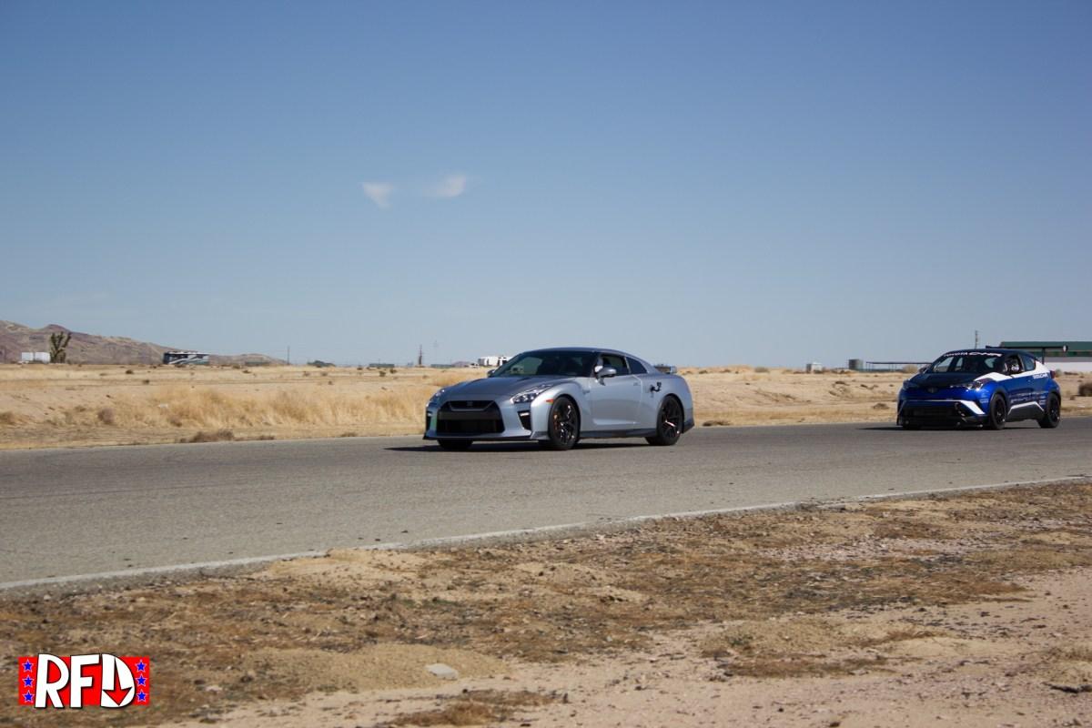 Toyota C-HR R-Tuned
