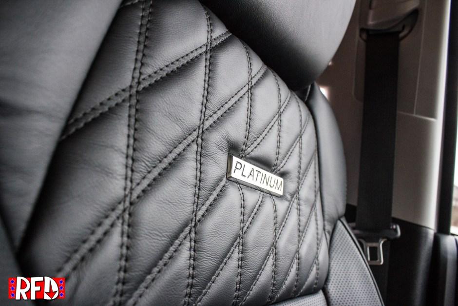 2019 Toyota Tundra Platinum CrewMax