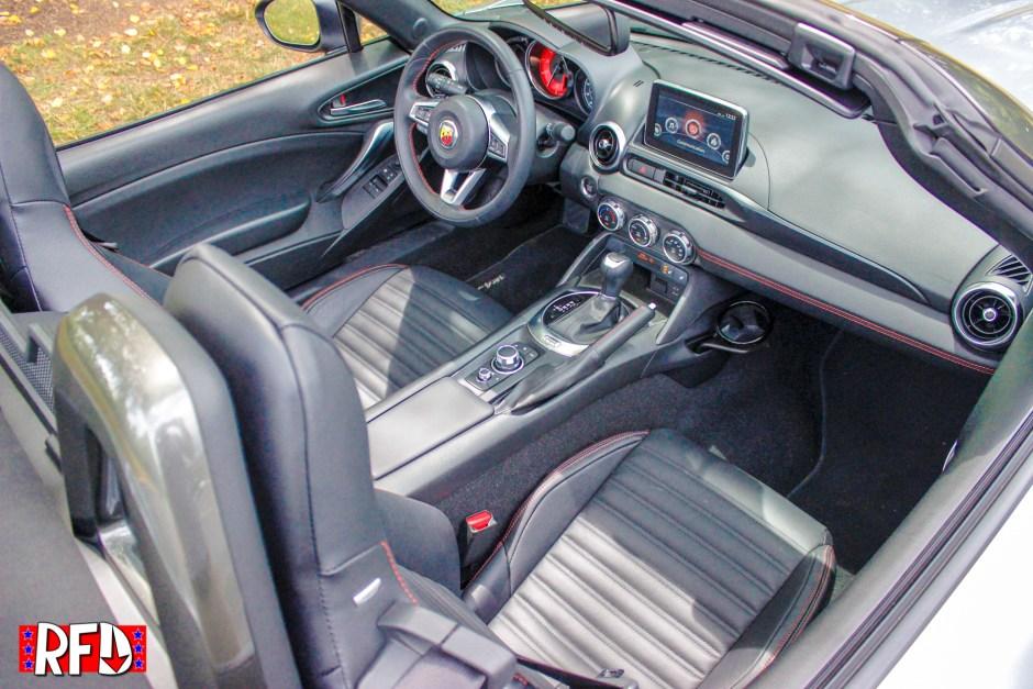 2018 Fiat 124 Abarth Spider