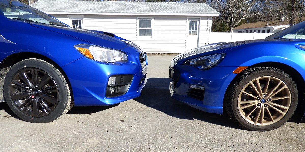 Brz Vs Wrx >> Brz Vs Wrx What Would I Get Today Right Foot Down