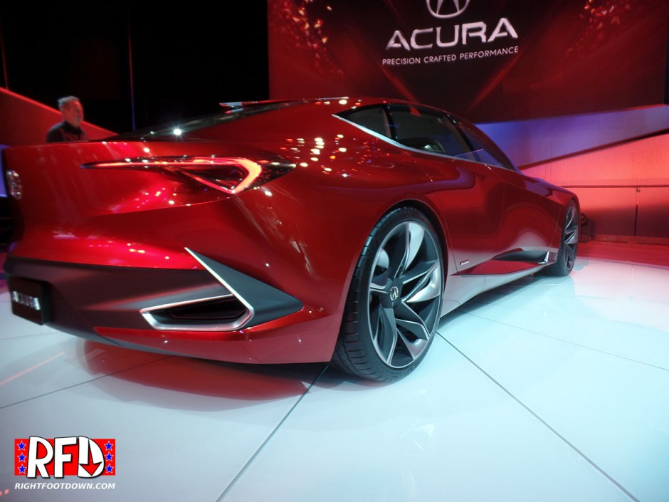 Acura Sedan Concept