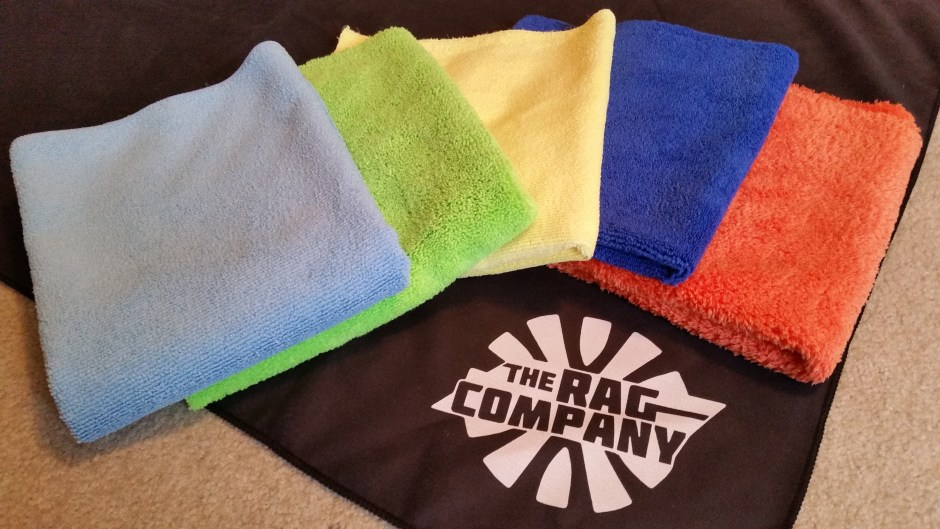 Towels from The Rag Company