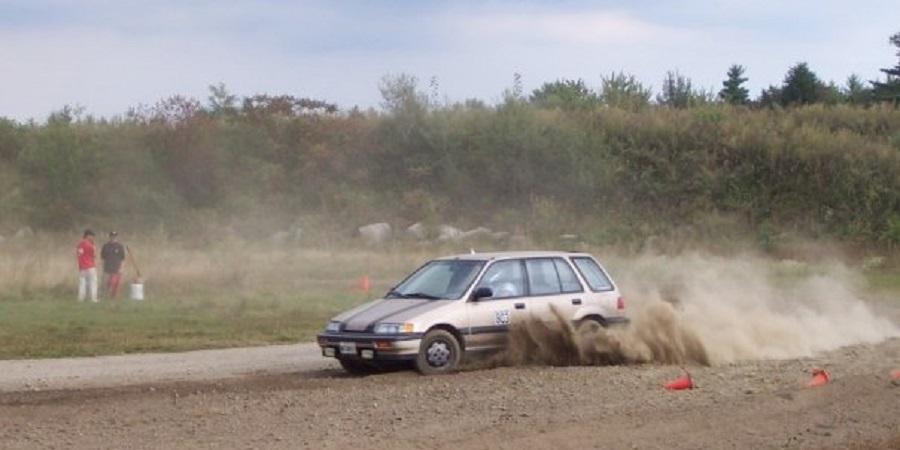 Civic wagon RallyCross
