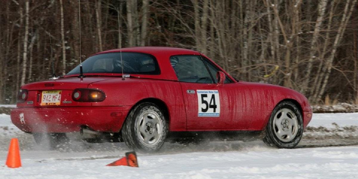 Miata RallyCross