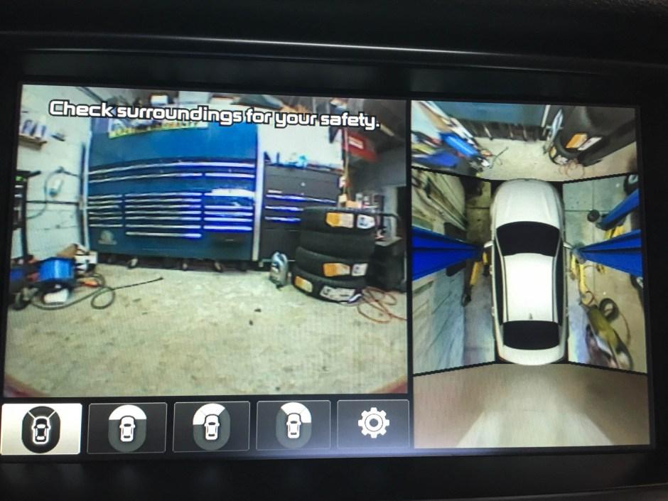2016 Kia Optima SX Turbo
