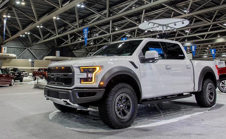 2016 Ford Raptor