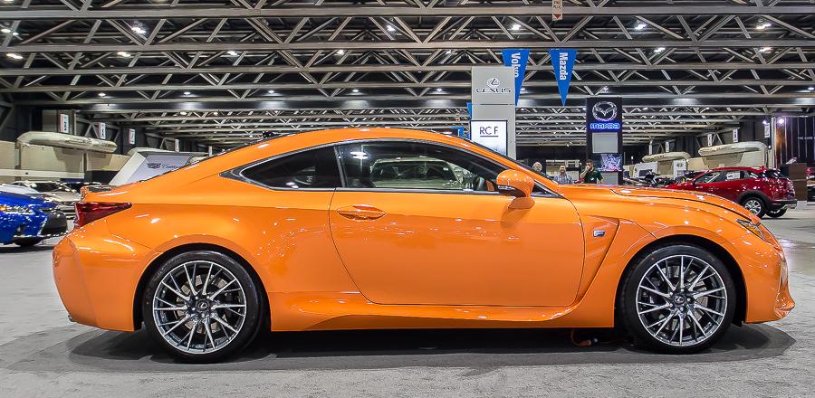 2016 Lexus RC-F