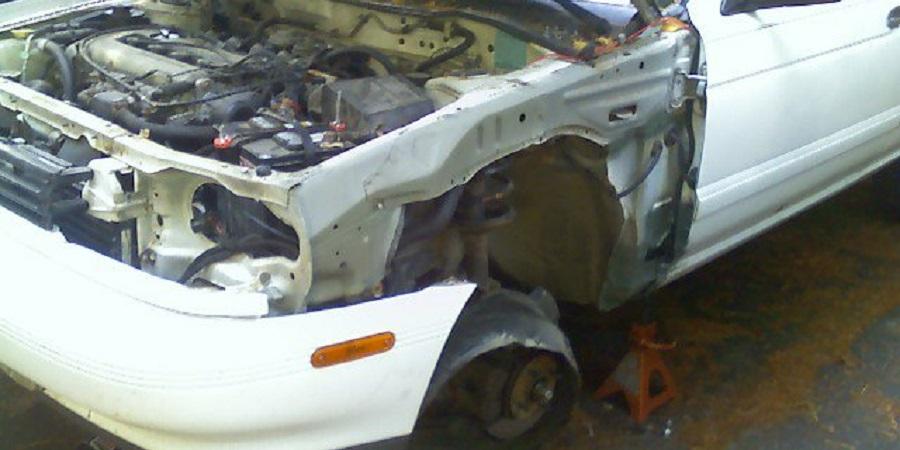 Nissan Sentra SE-R repair