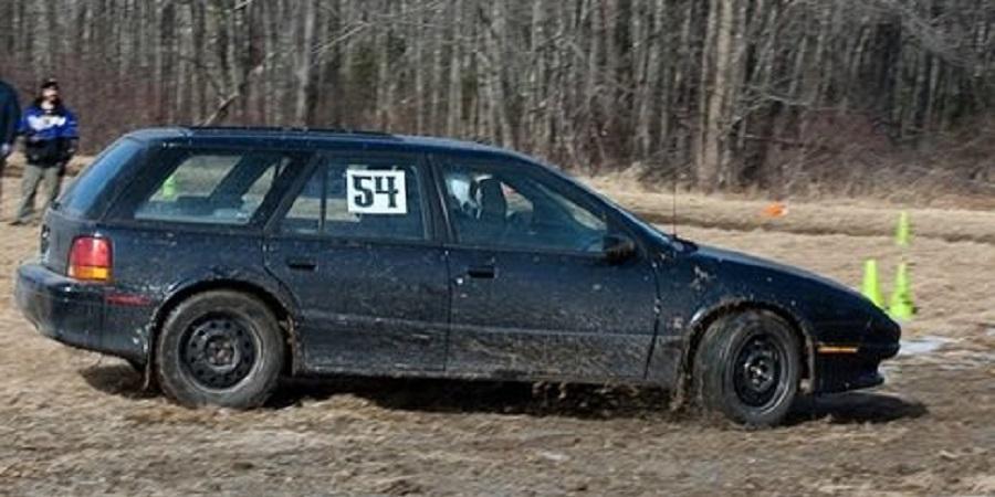 Saturn SW2 RallyCross