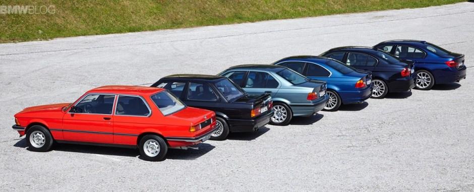BMW 3 Series family