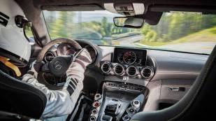 AMG GT-R Interior