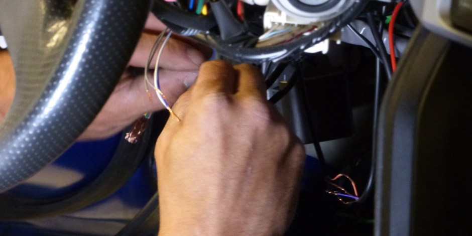 RL360i wiring