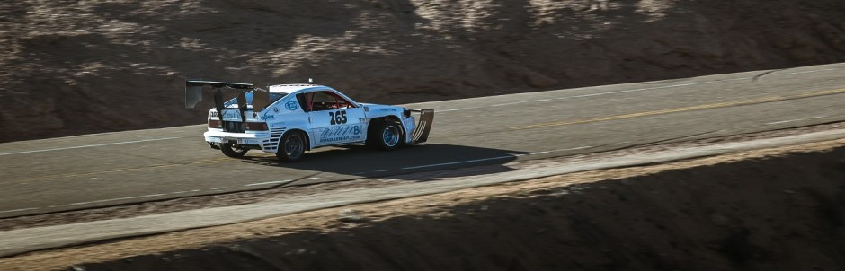 Wil Kitchens Pike's Peak CRX