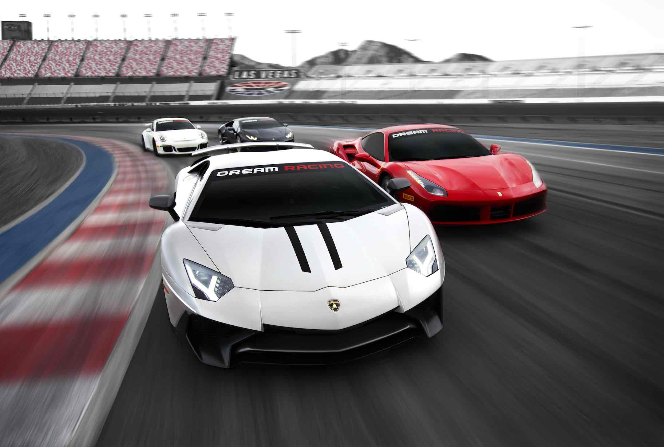 Dream Racing The Best Exotic Car Driving Experience Right Foot Down
