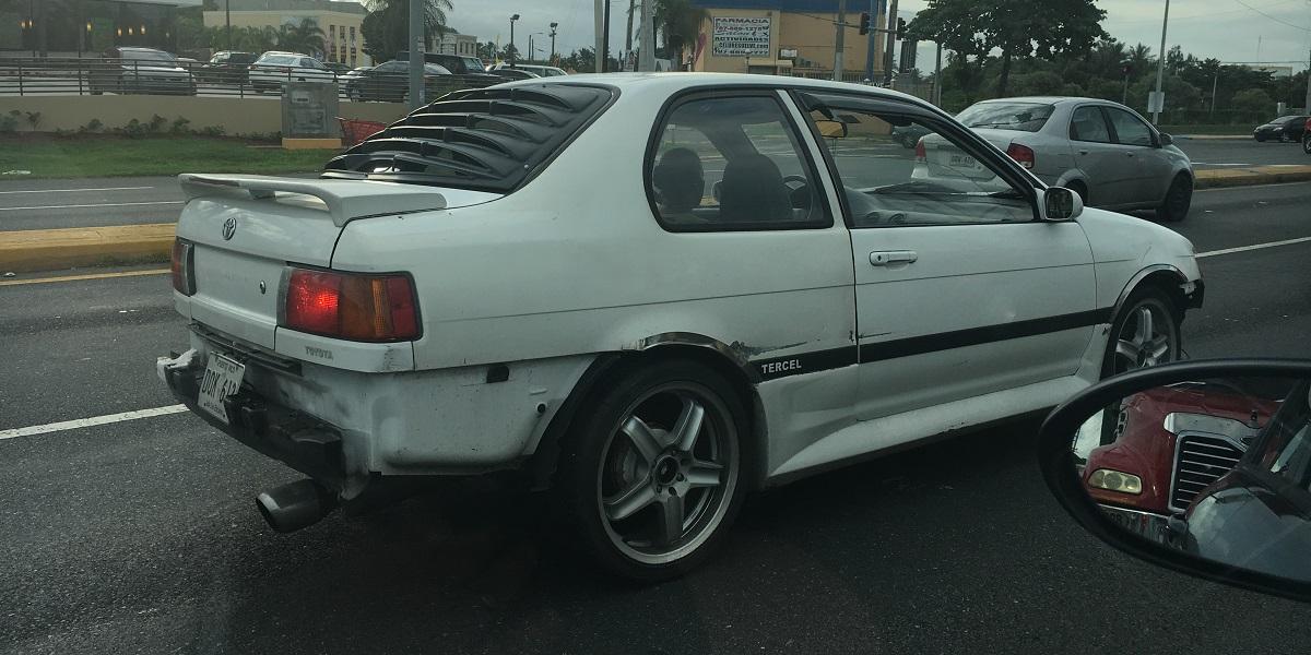 Puerto Rican Toyota Tercel