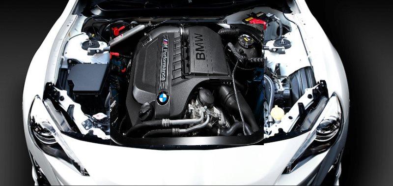 Toyota 86 powered by BMW