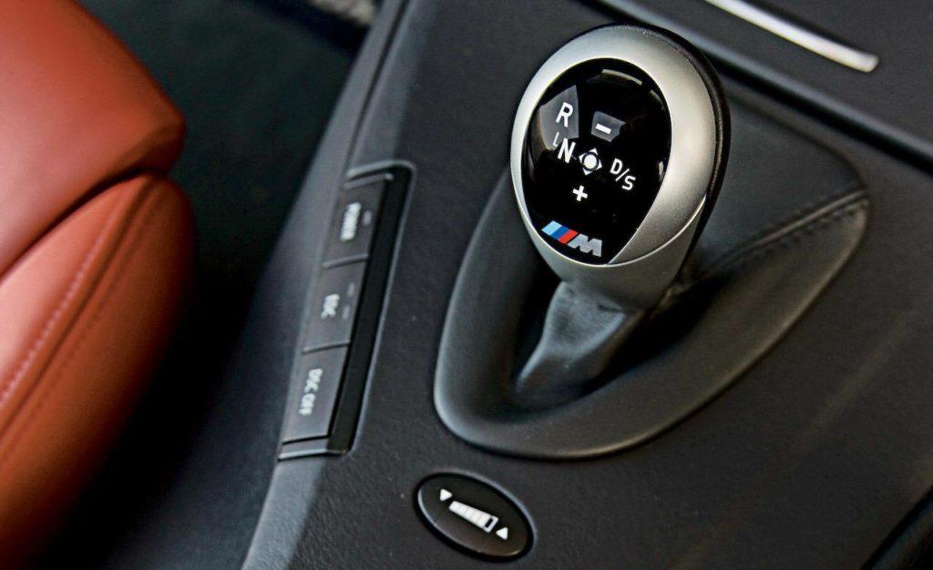 BMW E92 M3 DCT Shifter