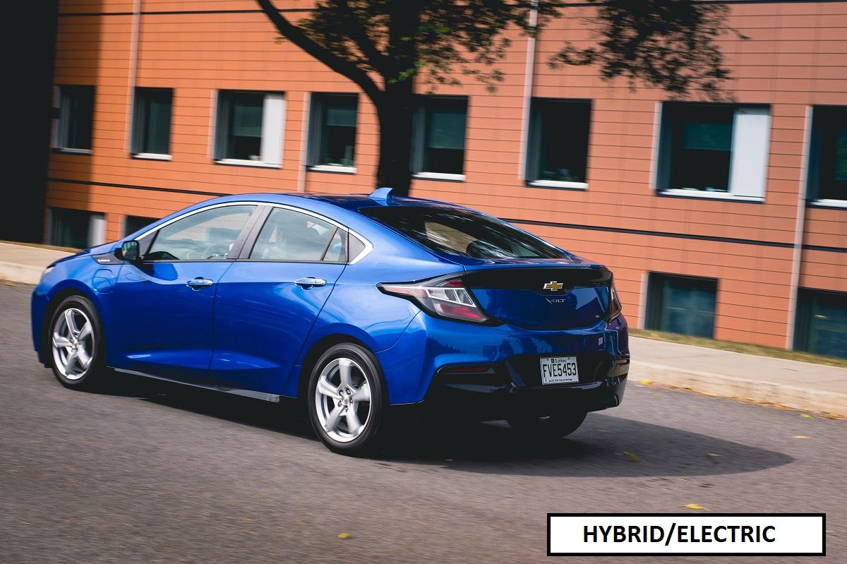 hybrid electric