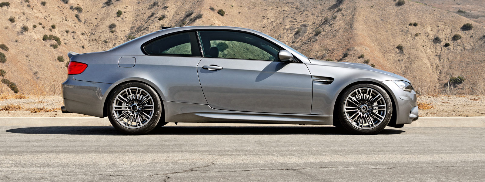 Space Gray E92 BMW M3