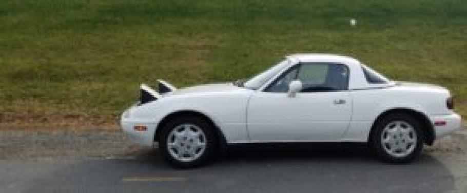 1994 Mazda Miata w/ Hardtop