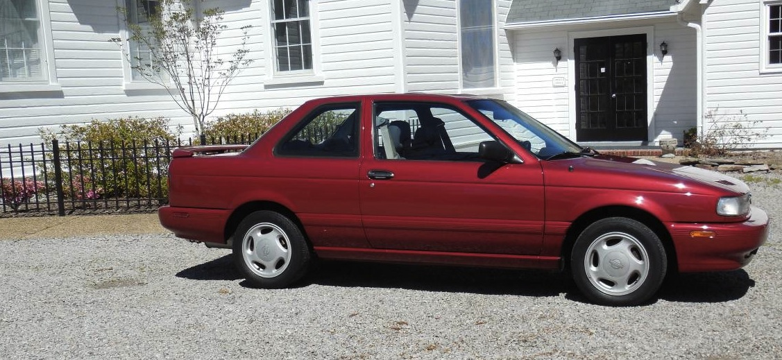 For 3 500 Does This 1992 Nissan Sentra Se R Make Your Seriously Happy Or Searching Elsewhere