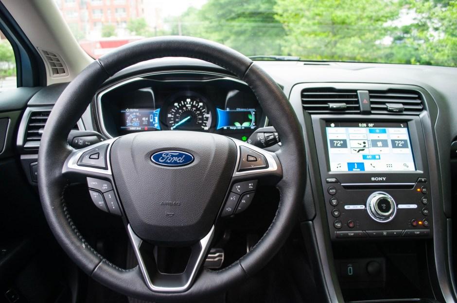 Ford Fusion Hybrid Titanium