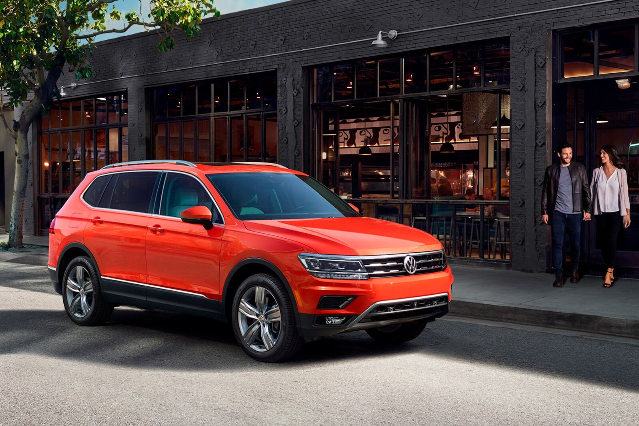 I Have A Problem With The 2018 Tiguan - Right Foot Down