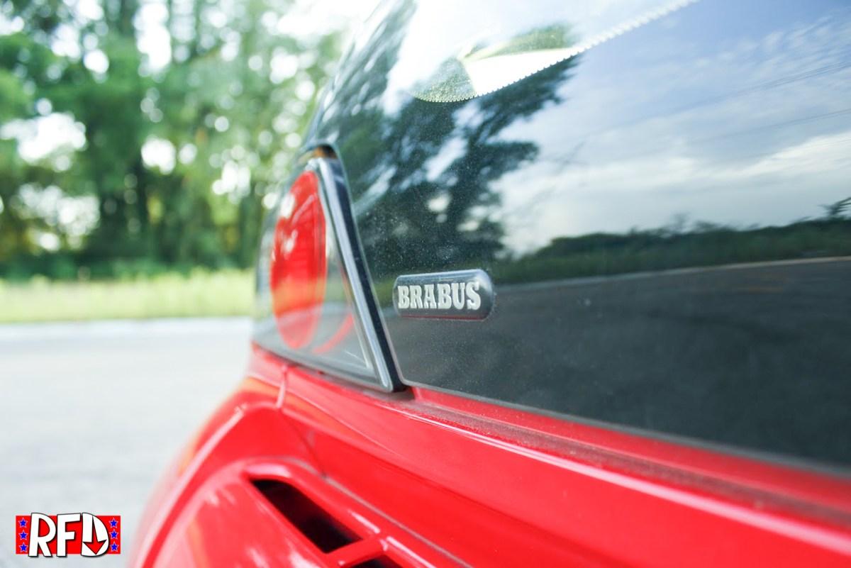 Smart BRABUS Roadster RCR101