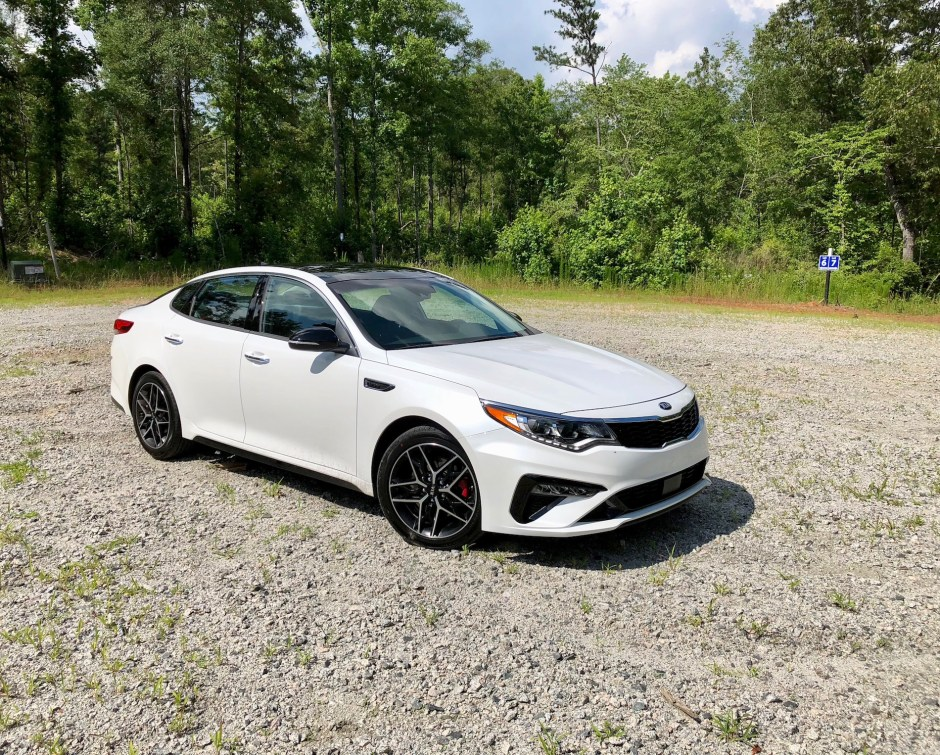 2019 Kia Optima SX 2.0T