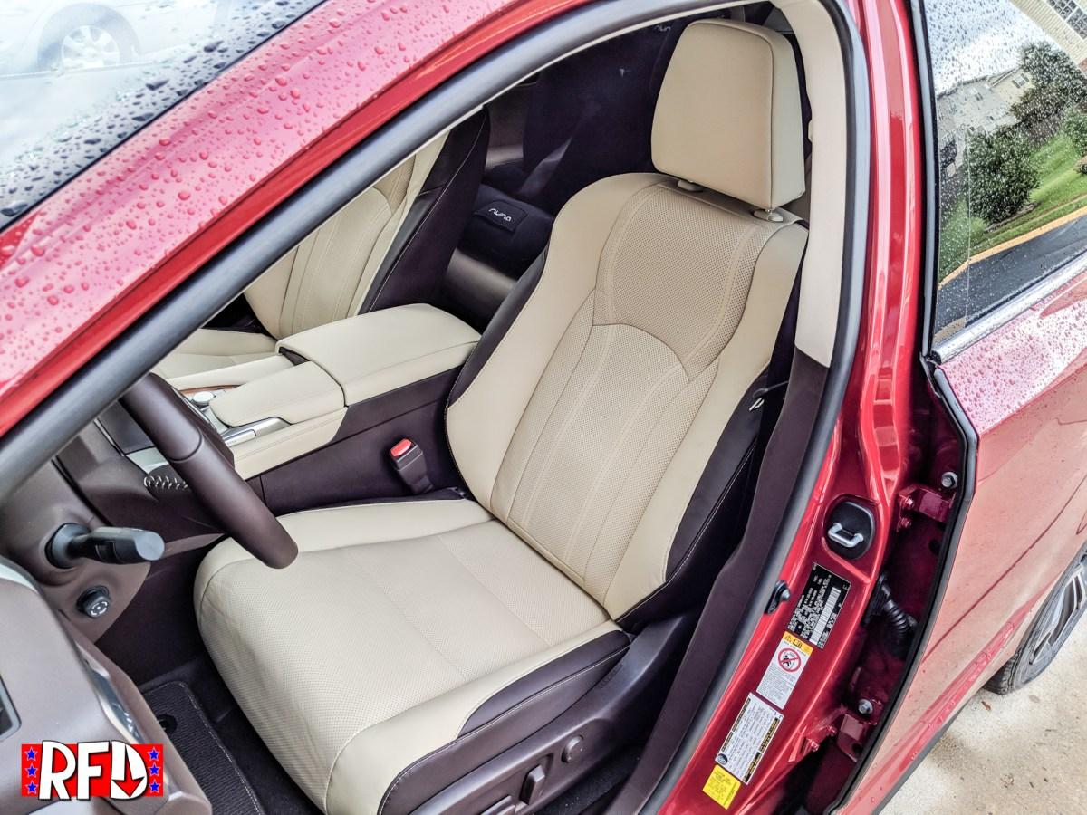 2018 Lexus RX 350L AWD