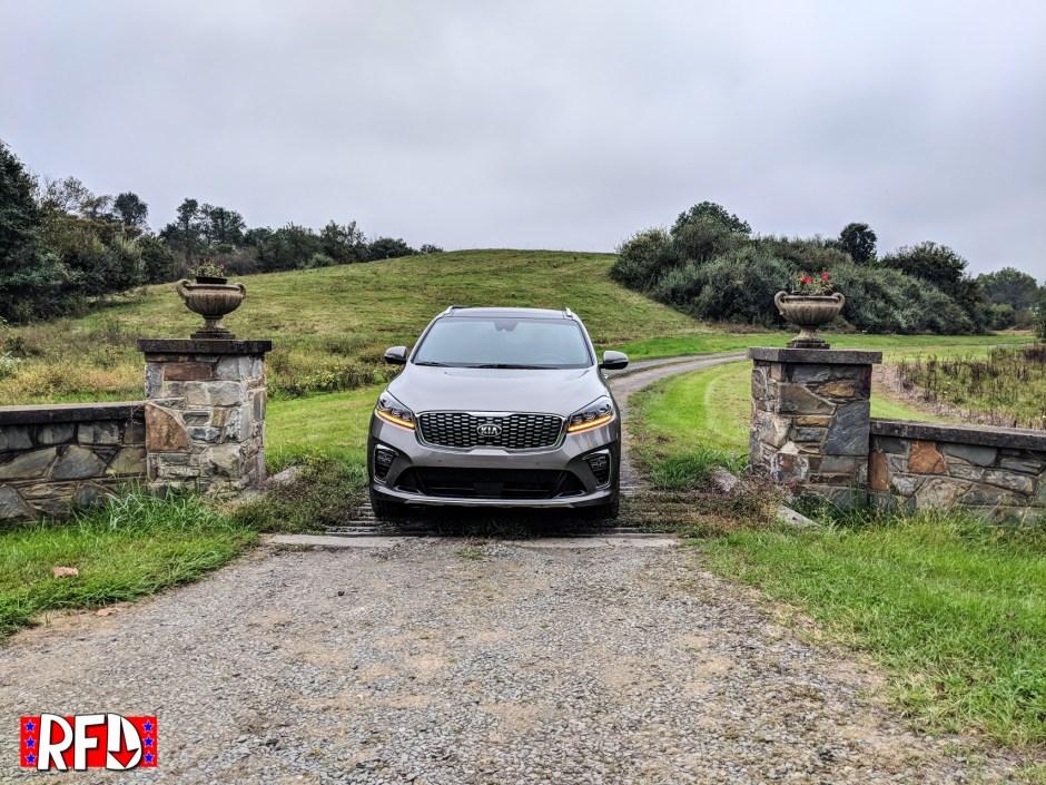 2019 Kia Sorento SXL V6 AWD