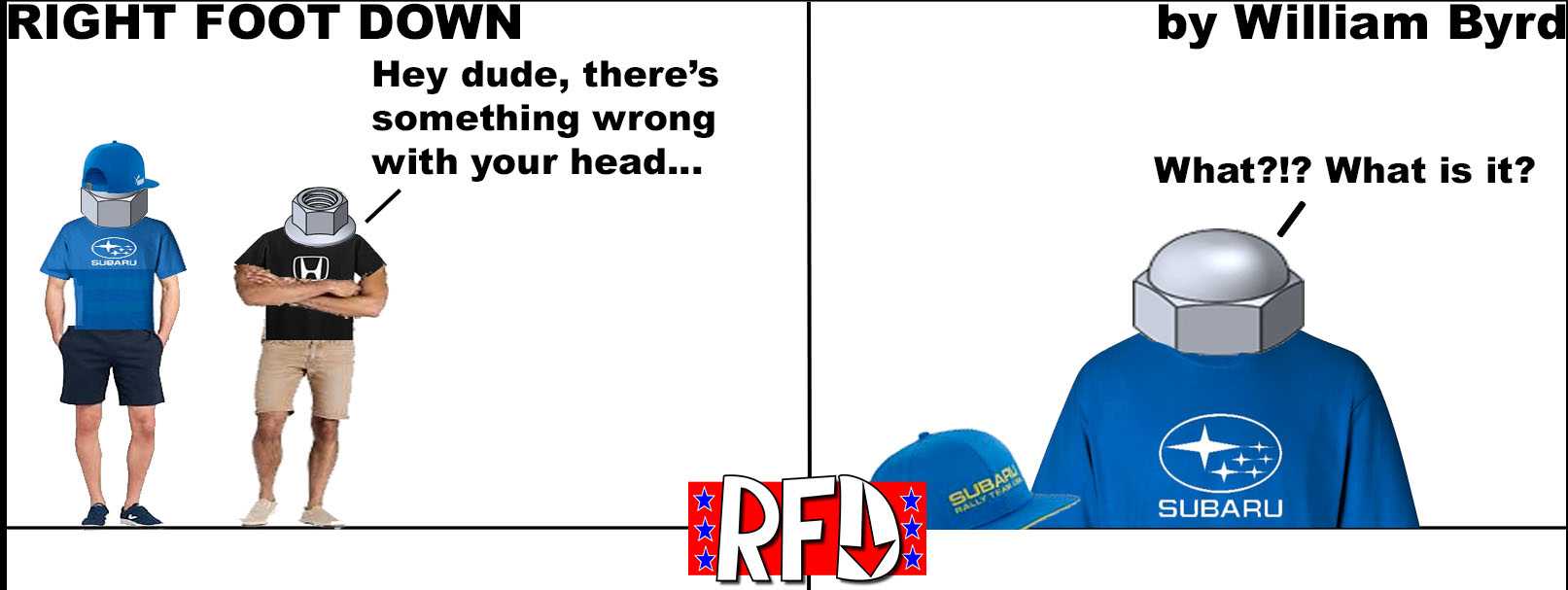 RFD Cartoons