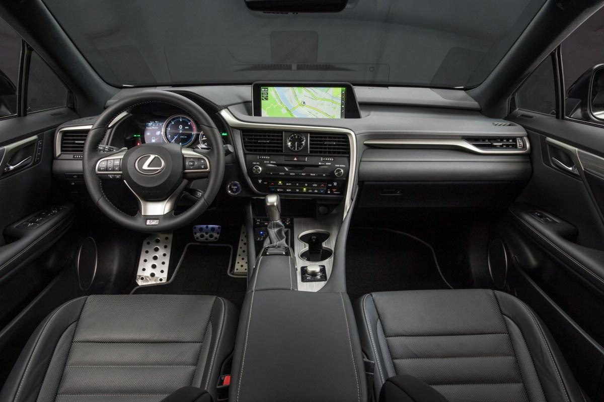 2019 Lexus RX450h AWD F Sport