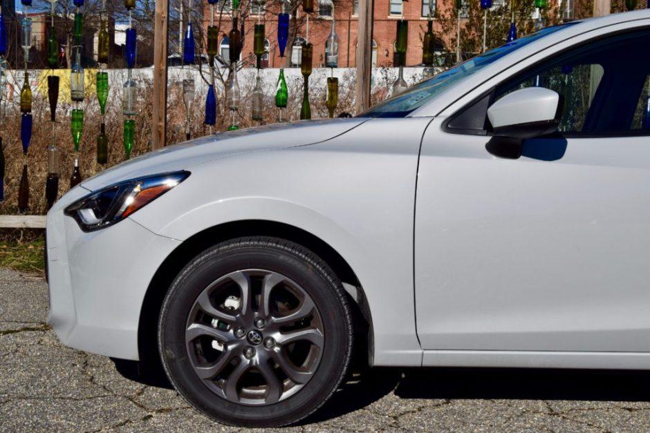 2019 Toyota Yarix XLE