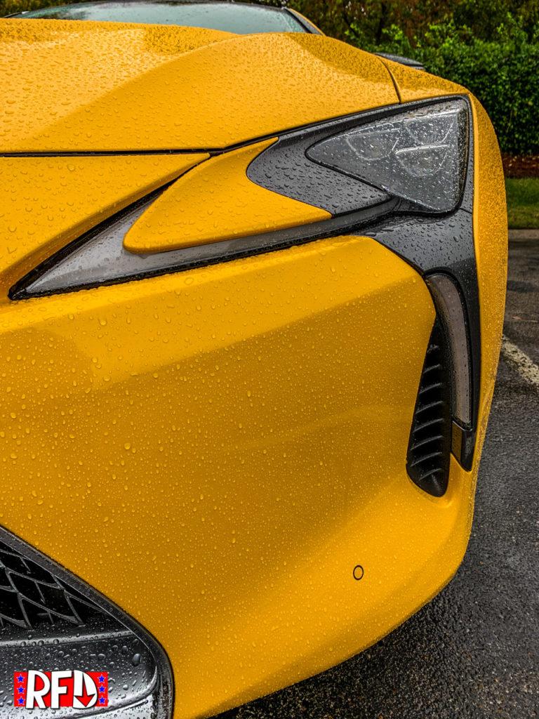 2020 Lexus LC500