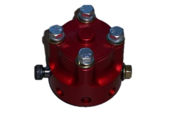 freewheeler engine fan hub
